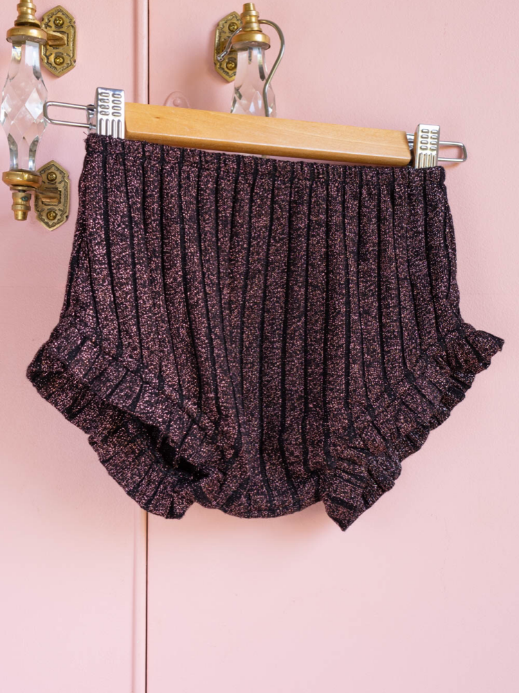 Jagger Hot Pants Plum