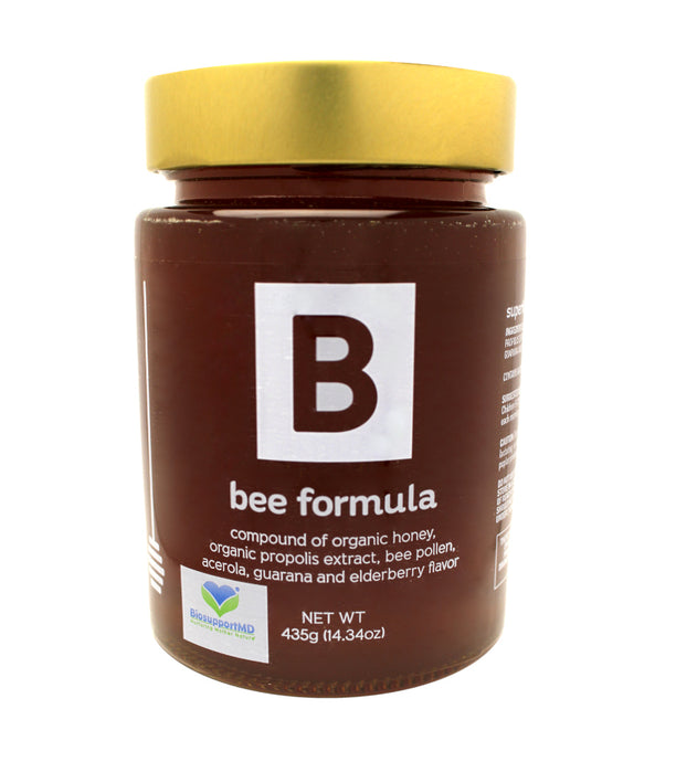 Bee Formula Superfood Honey