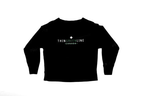 Original Crew Neck Sweater - Thin Green Line
