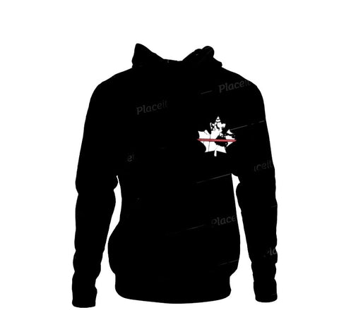 "Thin Red Line ""Firefighters"" Hoodie"