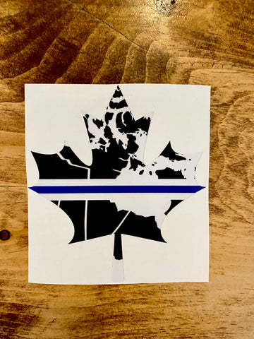 Law Enforcement - Vinyl Decal