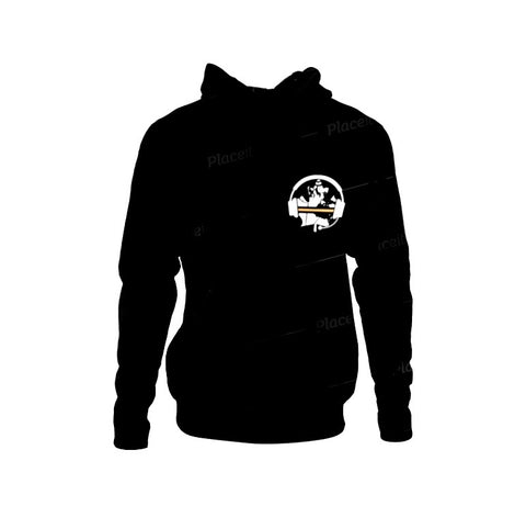 911 Dispatcher Headset Hoodie
