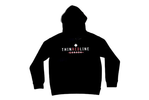 Original Hoodie - Thin Red Line