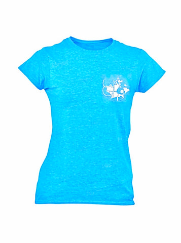 Nurse Women's T-Shirt - Aqua