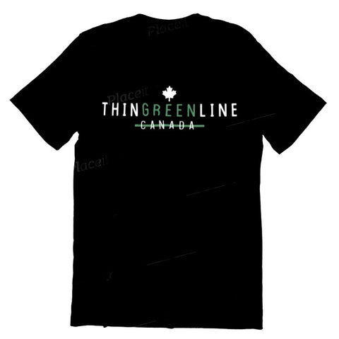 Original T-Shirt - Thin Green Line
