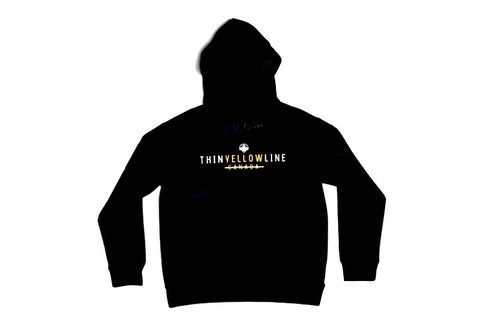 Original Hoodie - Thin Yellow Line