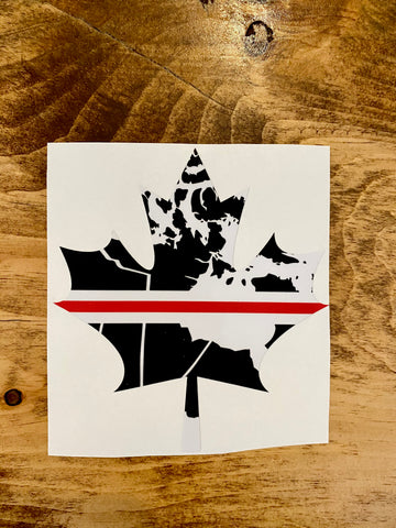 Firefighter - Vinyl Decal