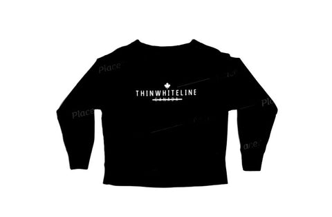 Original Crew Neck Sweater - Thin White Line