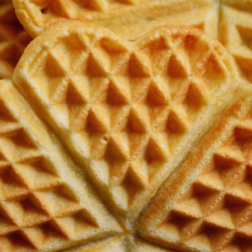 Coconut flour waffles recipe