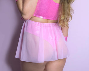 PRINCESS Mesh Skirt