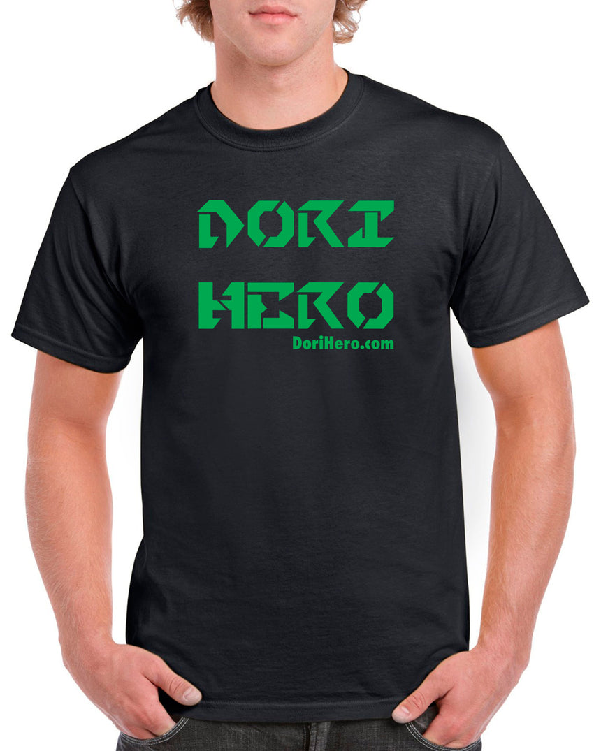 DoriHero Tek 100% Cotton Crew Neck T-shirt (51 colour choices)