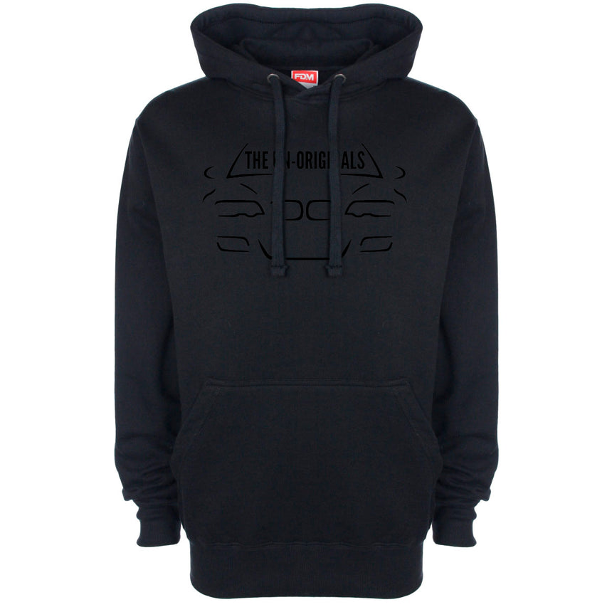 The Un-Originals Car Logo Hoodie / Hooded Top