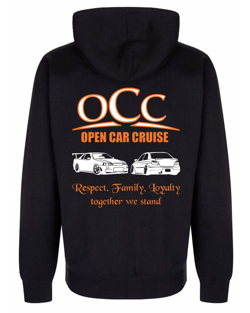 OCC - Open Car Cruise NW Hoodie / Hooded Top