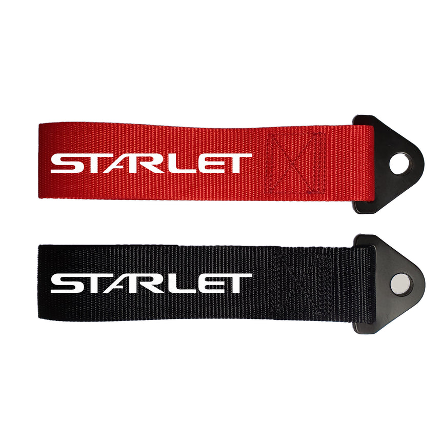 Swag Logo Universal Car Tow Strap & Fixing Bolt