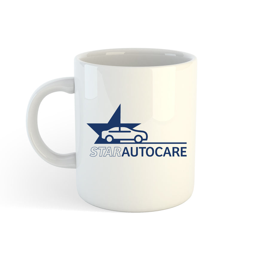 Star Autocare 11oz (300ml) Tea Coffee Mug Cup
