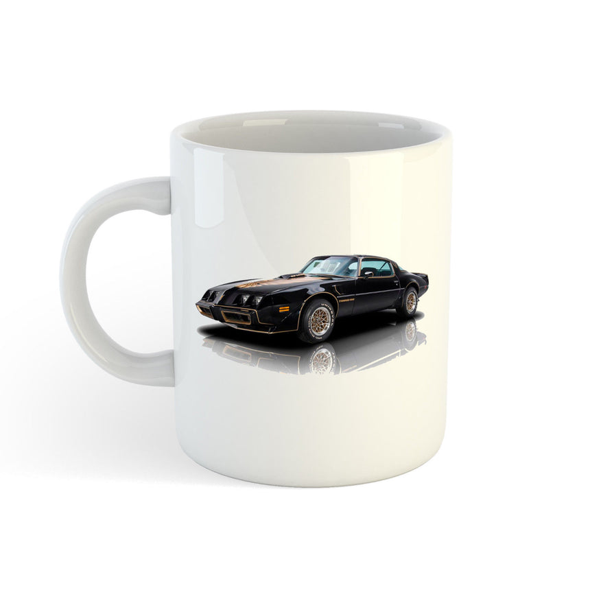 Bandit Trans Am Firebird Logo 11oz (300ml) Tea Coffee Mug Cup