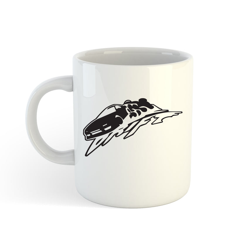 Drift Car Logo 11oz (300ml) Tea Coffee Mug Cup