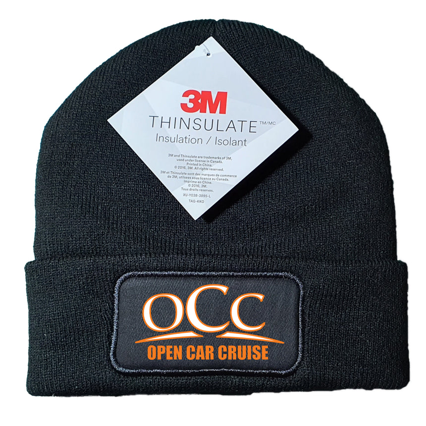 OCC - Open Car Cruise NW 3M Thinsulate Winter Hat / Beanie