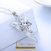 The Lord of the Ring Arwen Evenstar Pendent