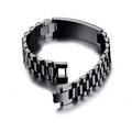 (BD11) LHD Family bracelet - Dad to son - The best thing