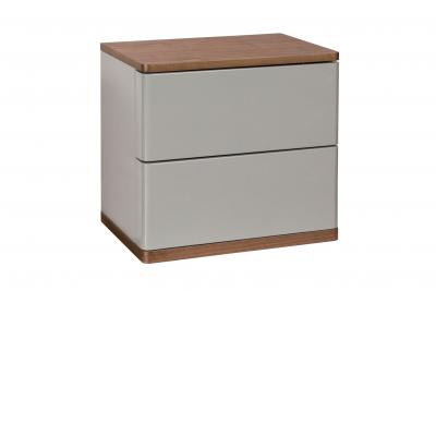 Panache 2 Drawer Bedside