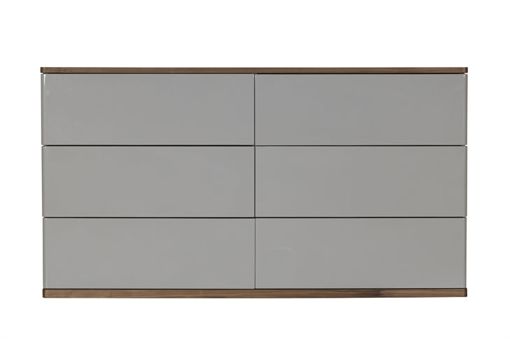 Panache 6 Drawer Wide Chest
