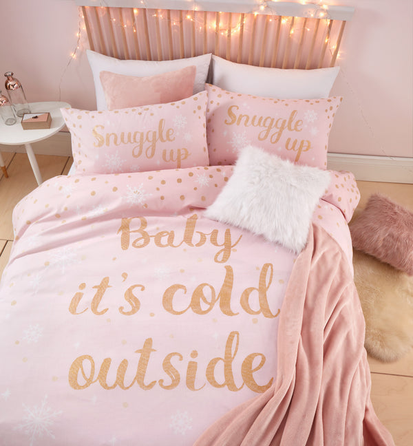 Baby It's Cold Outside Duvet Set
