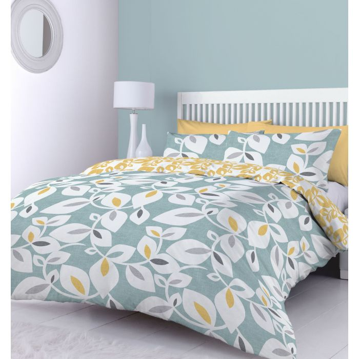 Inga Leaf Duvet Set