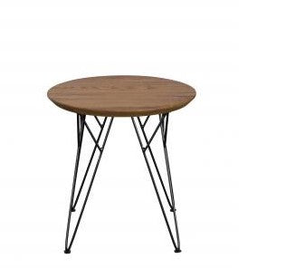 Soho Slight Round Lamp Table