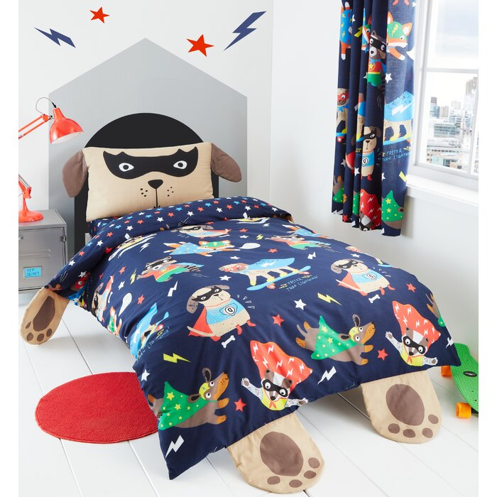 Superdog Duvet Set