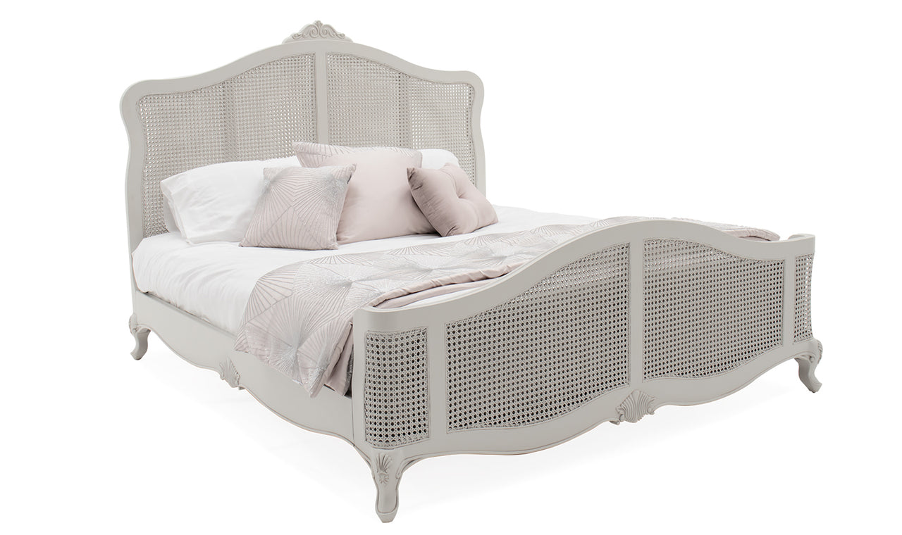 Camille 5' Bed - Grey