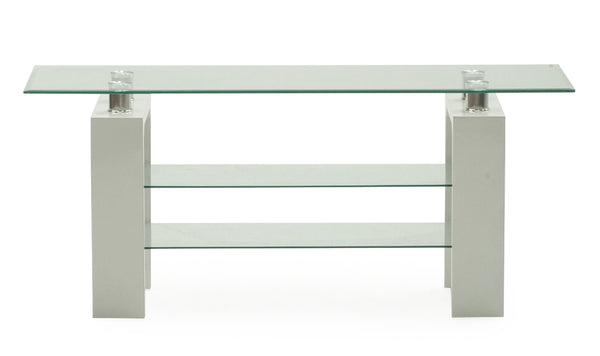 Calico TV Stand - White