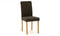 Anna Dining Chair - Charcoal (2/Box)