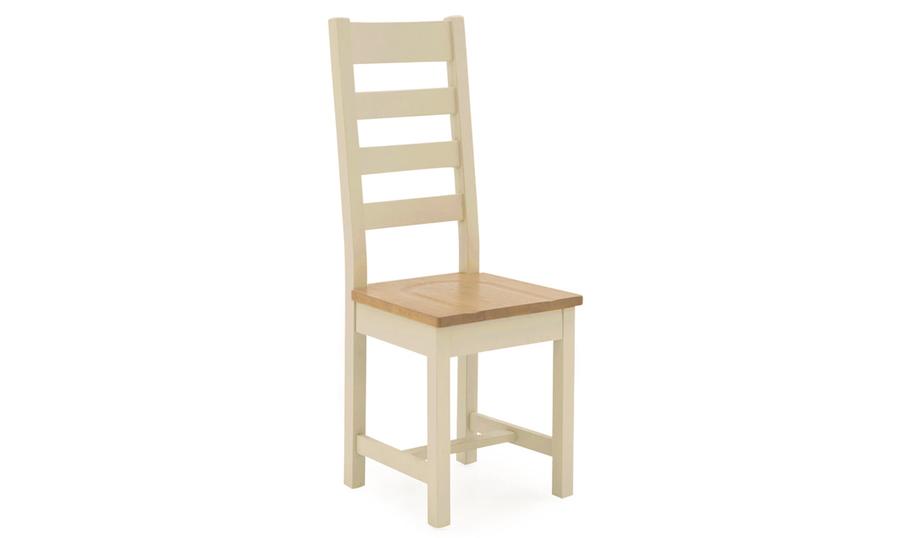Rochelle Dining Chair - Ladder Back - Assy (NR)