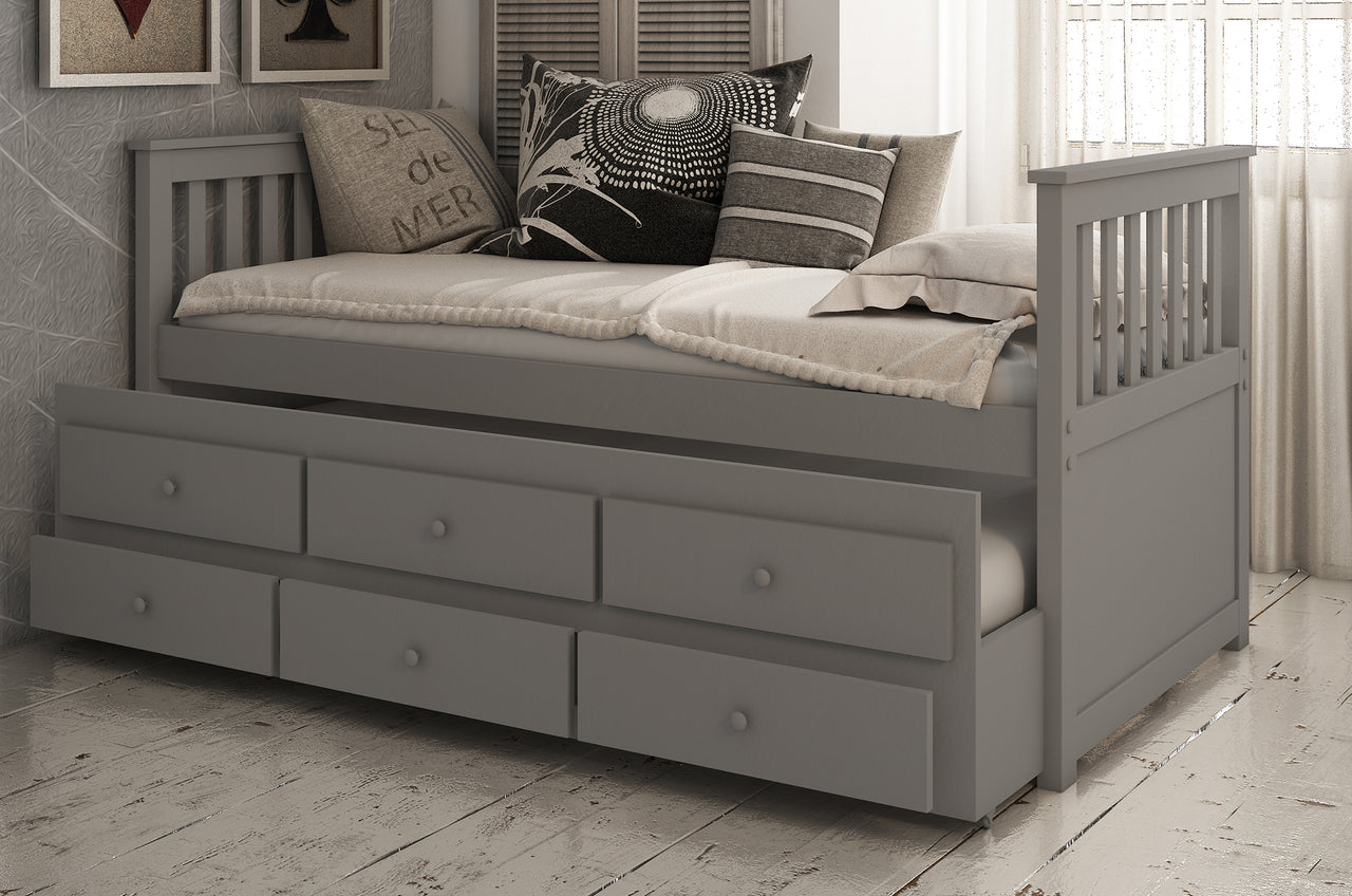Flos Day Bed - 3' Bed Grey