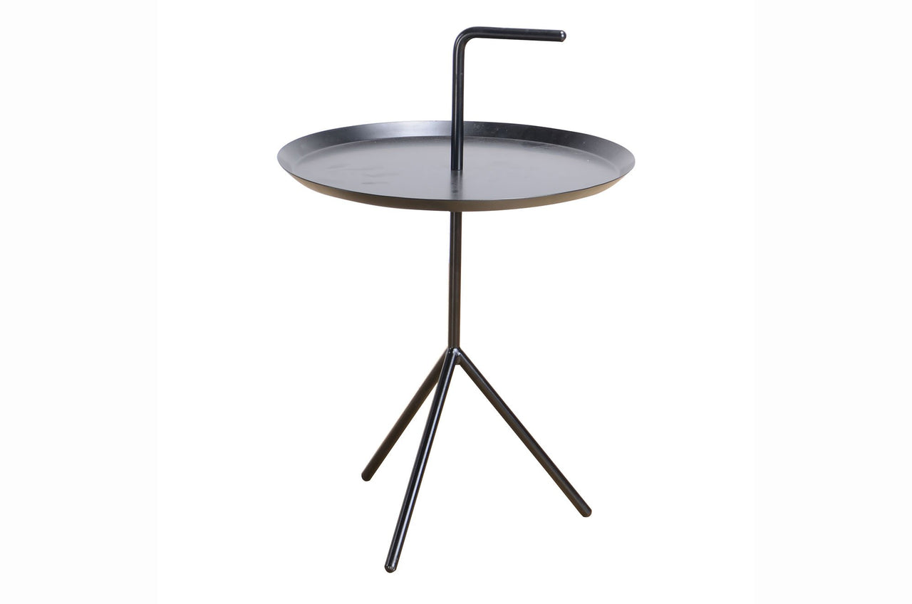 Ragna Drinks Table - Black