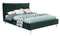 Avery Bed - 6' Bed Green