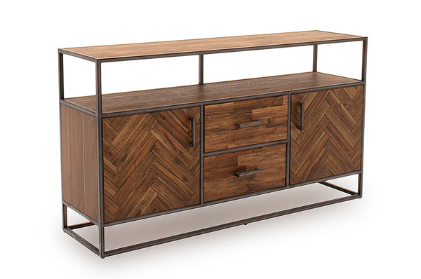 Vanya Sideboard - Light Brown Large
