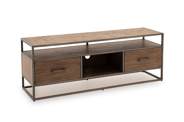 Vanya TV Cabinet - Light Brown 1500