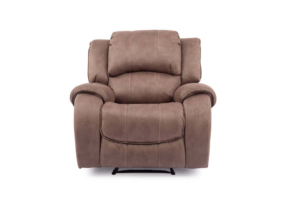 Darwin 1 Seater Electric Recliner - Biscuit