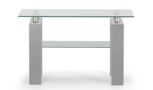 Calico Console Table - Grey