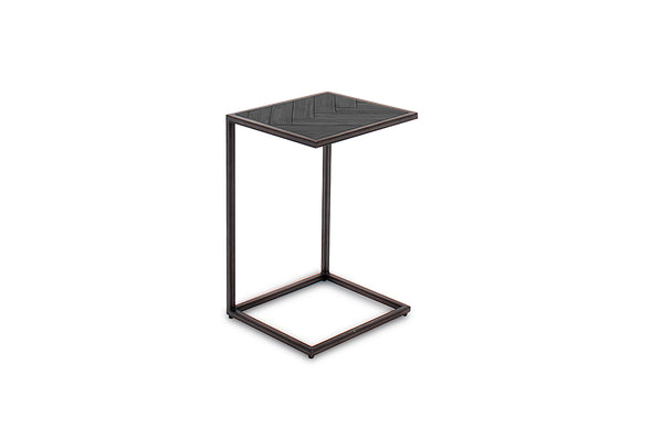 Vanya Drinks Table - Dark Brown