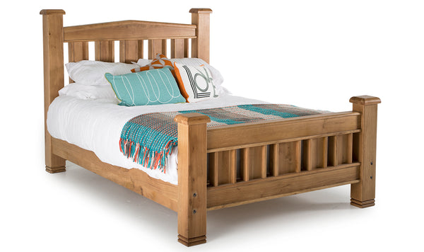 York Bed - 6' Bed
