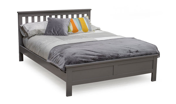 Willow Bed - 5' Grey