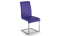 Hue Dining Chair - Purple (Sold in boxes of 2)