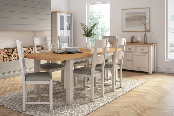 Amberly Extending Table 1200/1650