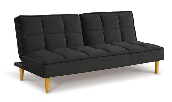Lokken Sofa Bed - Dark Grey