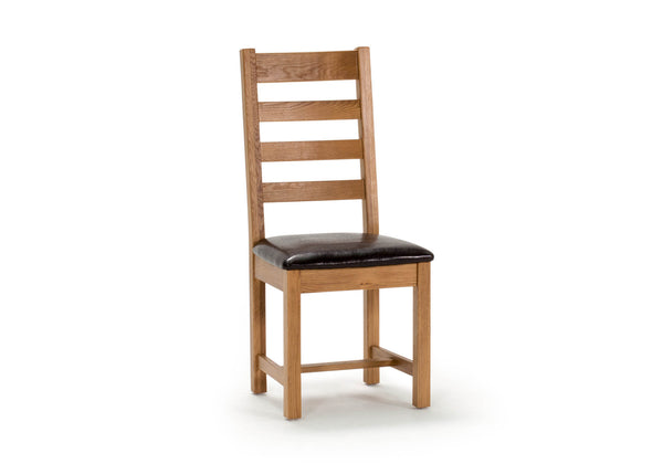 Ramore Dining Chair - Ladder Back (Nett)