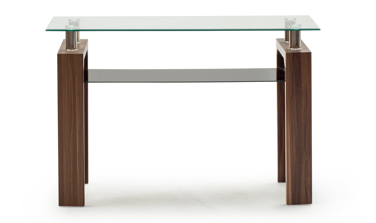 Maya Console Table - Walnut