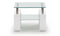 Calico Lamp Table - White